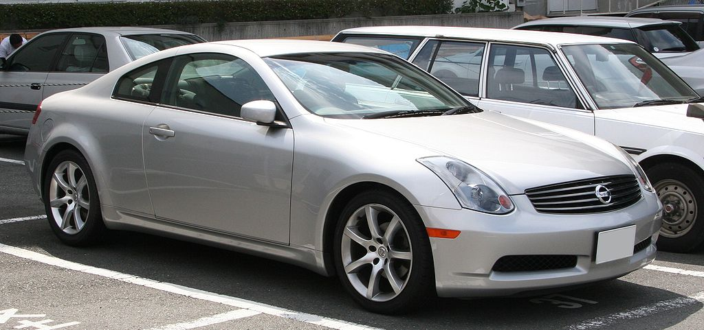Used Infinity Cars