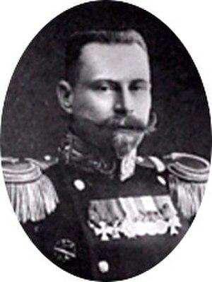 Nikolai Kolomeitsev - Pre-1917 photo of Kolomeitsev