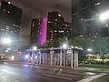 NOCBDNight PoydrasLoyolaStreetcarStop.JPG