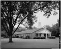 NORTH SIDE AND WEST FRONT - Maranatha Baptist Church, Georgia Highway 49 near Hospital Street, Plains, Sumter County, GA HABS GA,131-PLAIN,9-2.tif