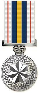 National Police Service Medal