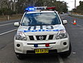NSW Police Force Crash Investigation Unit 361 Nissan X-trail 4x4 - Flickr - Highway Patrol Images.jpg