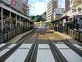 Nagasaki Electric Tramway Sumiyoshi Station.JPG