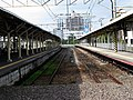 Nagasaki Main Line Nagasaki Station Platform No.0 and 1.jpg