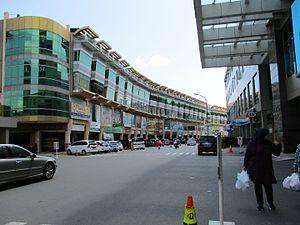 Nagoya, Batam - Nagoya shopping mall, Batam