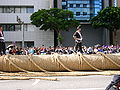 Naha Matsuri Giant tug rope.jpg