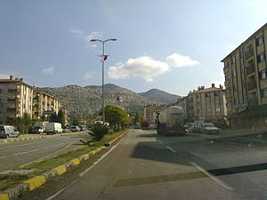 Nallıhan - Nallıhan district center