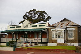 Il Soldiers Memorial Institute a Narrogin