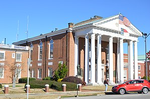 Nash County Courthouse