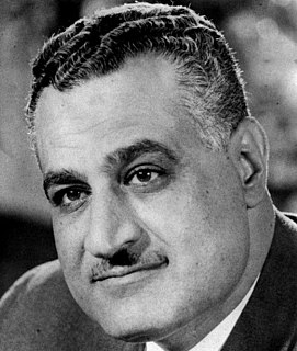 History of Egypt under Gamal Abdel Nasser