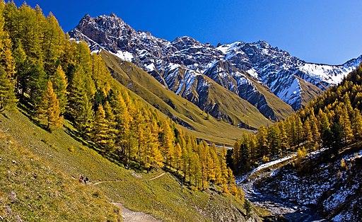 UNESCO-Biosphärenreservat Schweizerischer Nationalpark, Val Trupchun