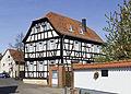 Nauheim historisches Rathaus 20110407.jpg