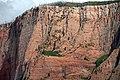 Navajo Sandstone (Lower Jurassic), Timber Top Mountain, Kolob Canyons, Zion National Park, sw Utah 4 (8425001914).jpg