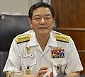 Navy (ROKN) Admiral Hwang Ki-chul 해군대장 황기철 (140730-D-NI589-006 (14602326287).jpg).jpg
