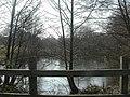 Nea Meadows, lake - geograph.org.uk - 1213080.jpg