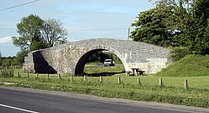 Portarlington, County Laois - Blackhall Bridge