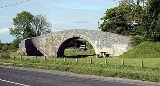 Portarlington, County Laois - Blackhall Bridge