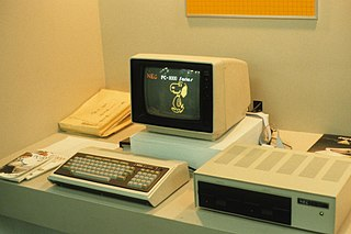 PC-8000 series series of personal computers