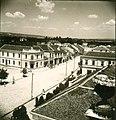 Negotin, Pogled na Banovu apoteku, oko 1930.jpg
