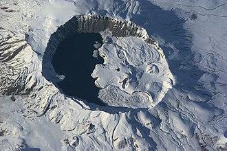 Nemrut (volcano) - Image: Nemrut Vulcano