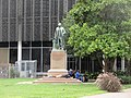 New Orleans Library Washington Statue, June 2017 28.jpg