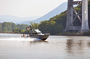 New York Naval Militia - Image: New York State patrol boat c