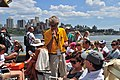 New York Water Taxi tourguide 01 (9427270898).jpg