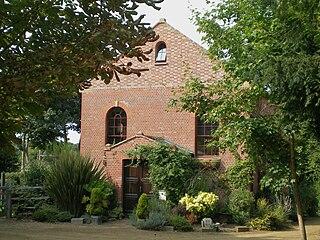 Zion Chapel, Newick Church in East Sussex , United Kingdom