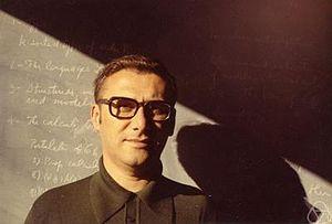 Costa, Newton Carneiro Affonso da (1929-)