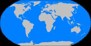 Daemonica - Image: Newworldmap