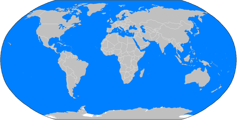 Mapa del mundo online
