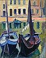 Nico Klopp - Le port de Martigues 1929.jpg