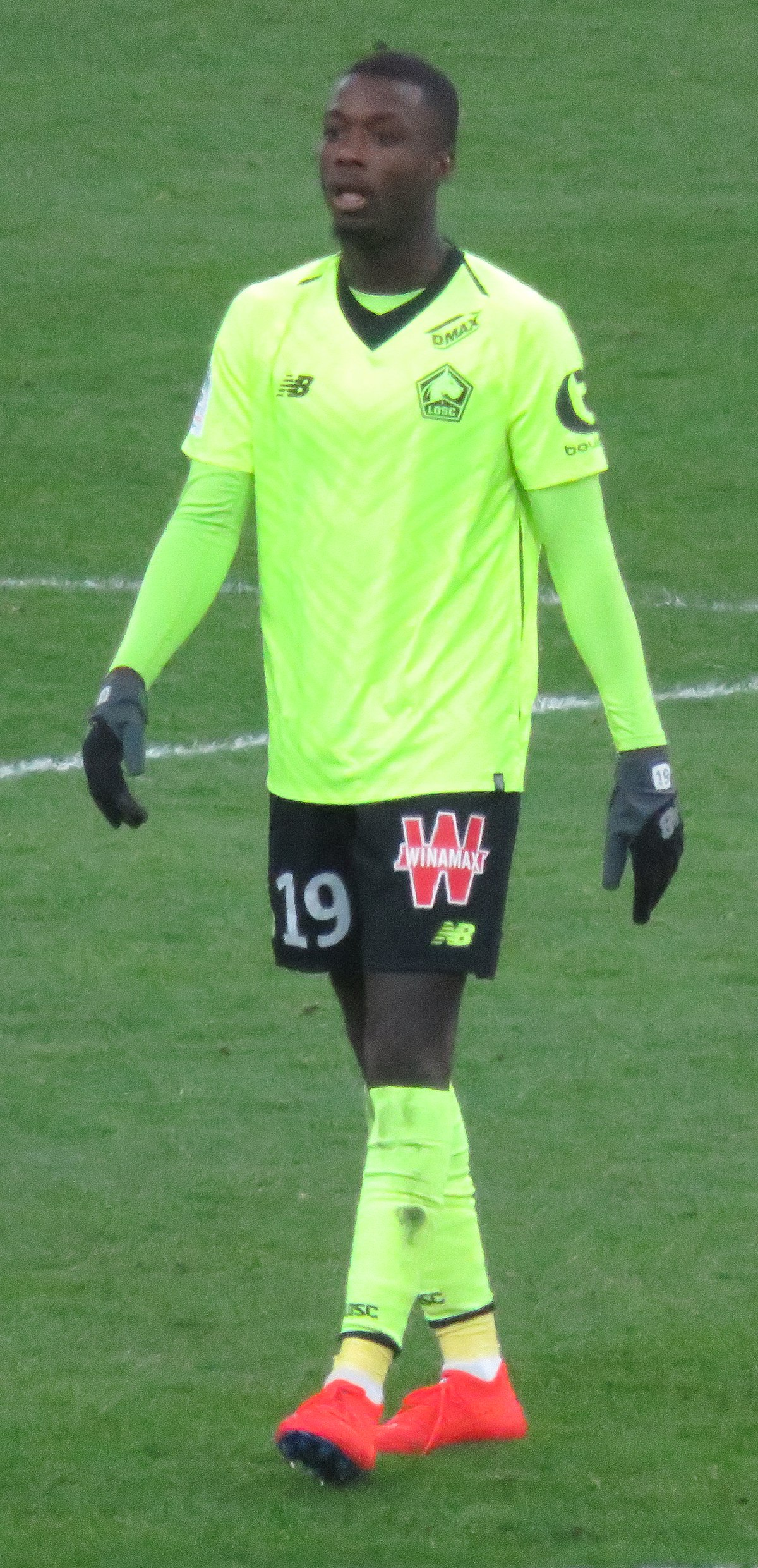 Nicolas Pépé