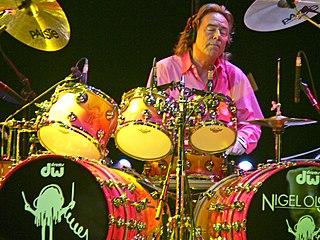 Nigel Olsson British musician