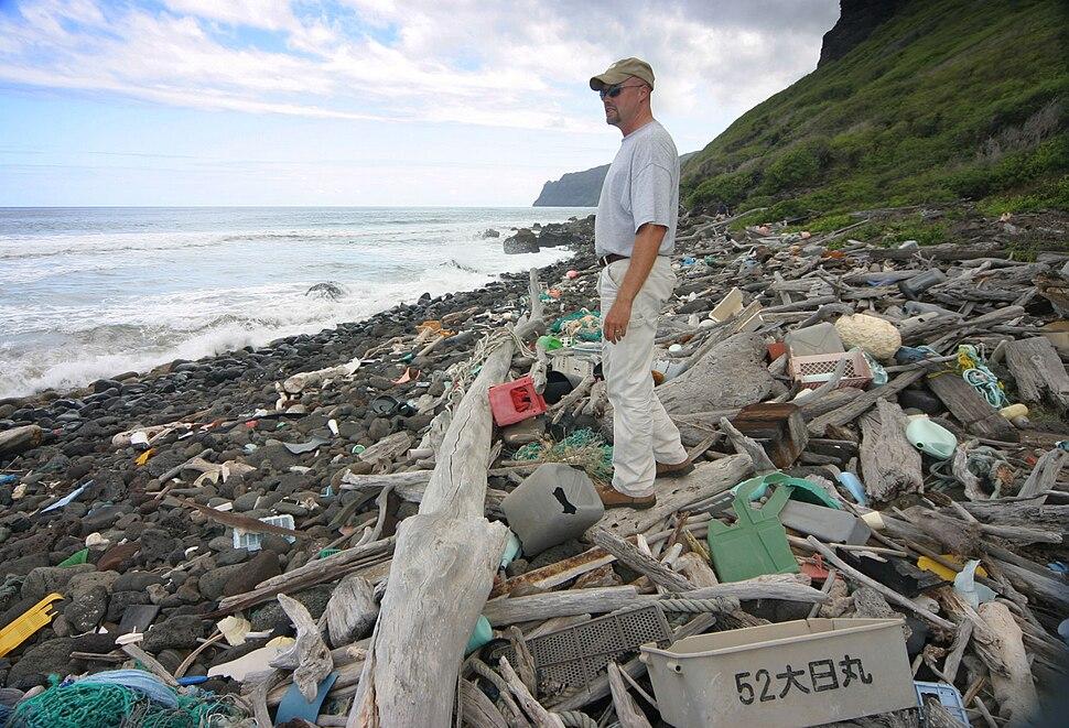 Niihau-Trash-Beach