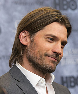 Coster-Waldau bij de Game of Thrones premiere seizoen 3
