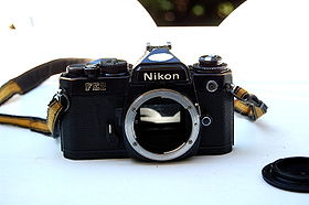 image illustrative de l'article Nikon FE2