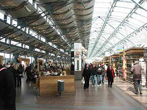 Nils Ericson Terminal - The Nils Ericson Terminal