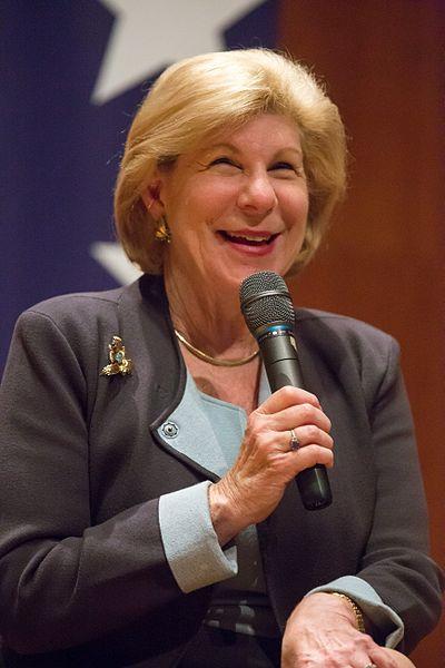 Nina Totenberg, American journalist