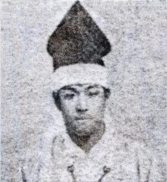 Nihonmatsu Domain - Niwa Nagahiro, last daimyō of Nihonmatsu