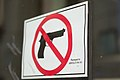 No Guns Sign on the Shedd Aquarium.jpg