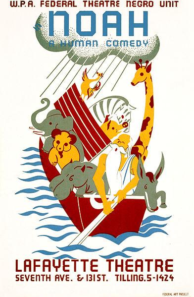 File:Noah, a human comedy, WPA poster, 1936.jpg