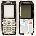 Nokia 6233 - front cover with keyboard -8103.jpg