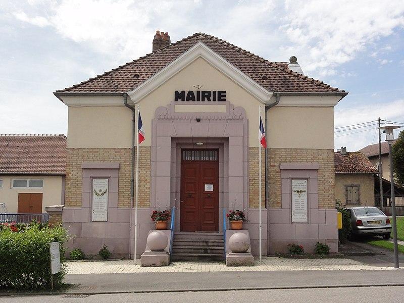 Nonhigny (M-et-M) mairie
