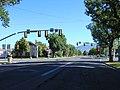 North at SR-74 & US-89 junction, American Fork, Utah, Jun 16.jpg