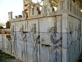 Northern staircase of Tripylon Persepolis 2014 (1).jpg