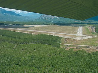 Northwest Regional Airport Terrace-Kitimat - Image: Northwest Regional Airport