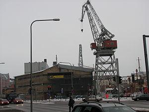 Nosturi - Image: Nosturi in Helsinki