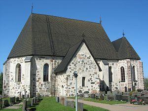 Nousiainen - Nousiainen Church