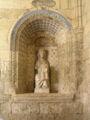 Nuestra Señora de la Paz (siglo XIII), en el claustro de la Catedral.jpg